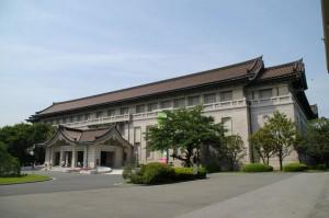 Токийский национальный музей (東京国立博物館), старейший музей искусства в Японии