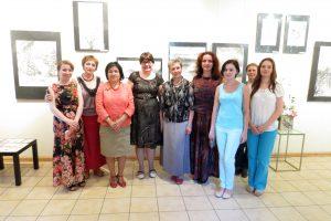 Выставка «Отблеск восходящего солнца» в Нижнетагильском музее изобразительных искусств
