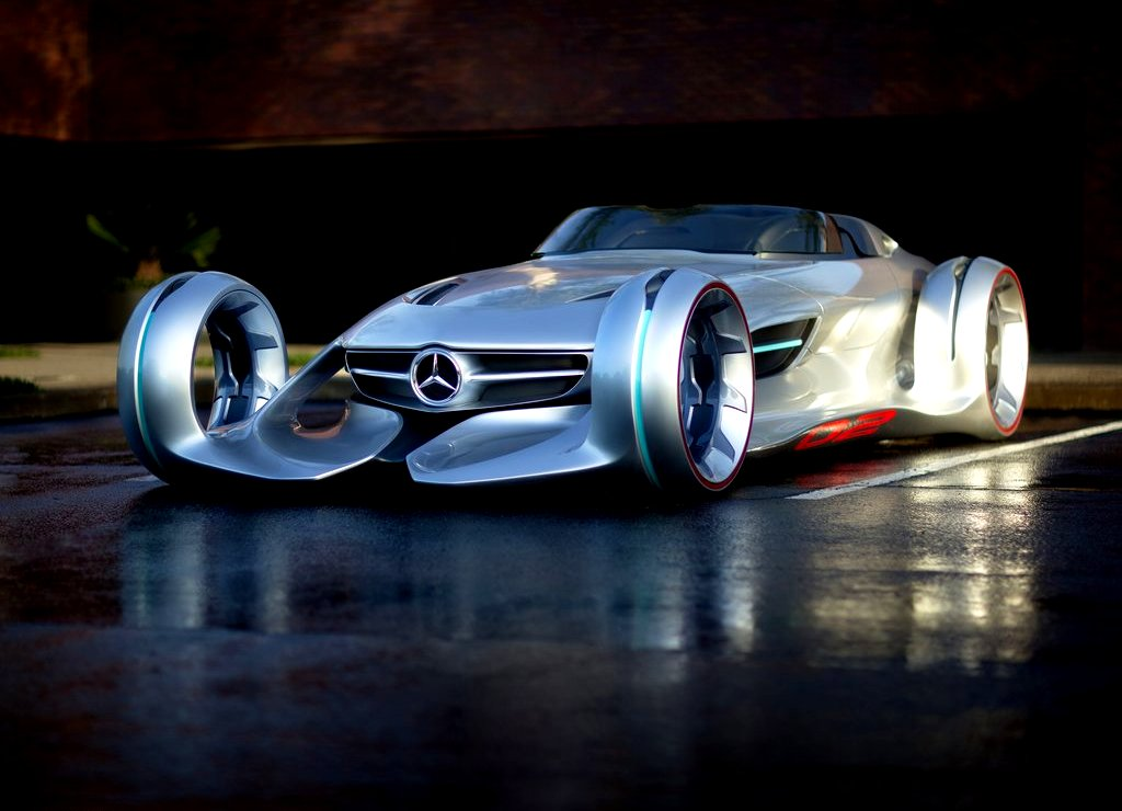 Mercedes Benz Concept Vehicles The Shape Of The Future Lf Students
