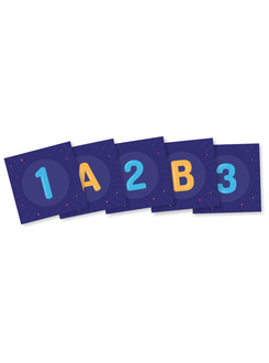 Shop flashcards numbers