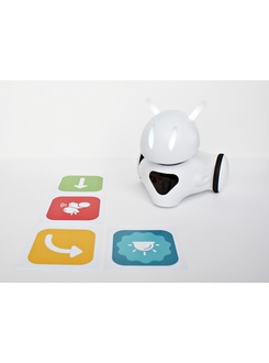 Flashcards robot