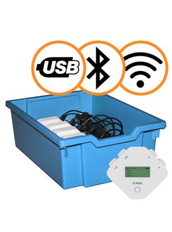 V hub 5pack bluetooth wifi