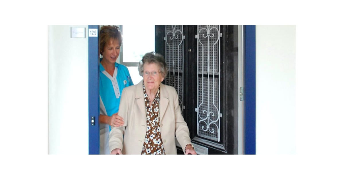 This Company Is Changing the Lives of Dementia Patients With This 1 Simple Front Door Solution