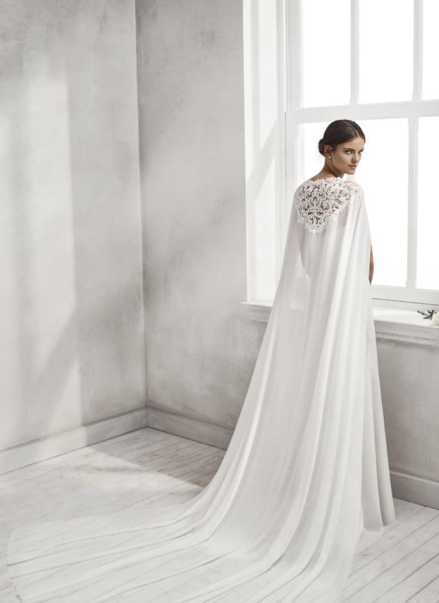 Korte Bruidsjurken 2019.Dit Zijn De Bruidsjurken Trends Voor 2019 Linx Fashion