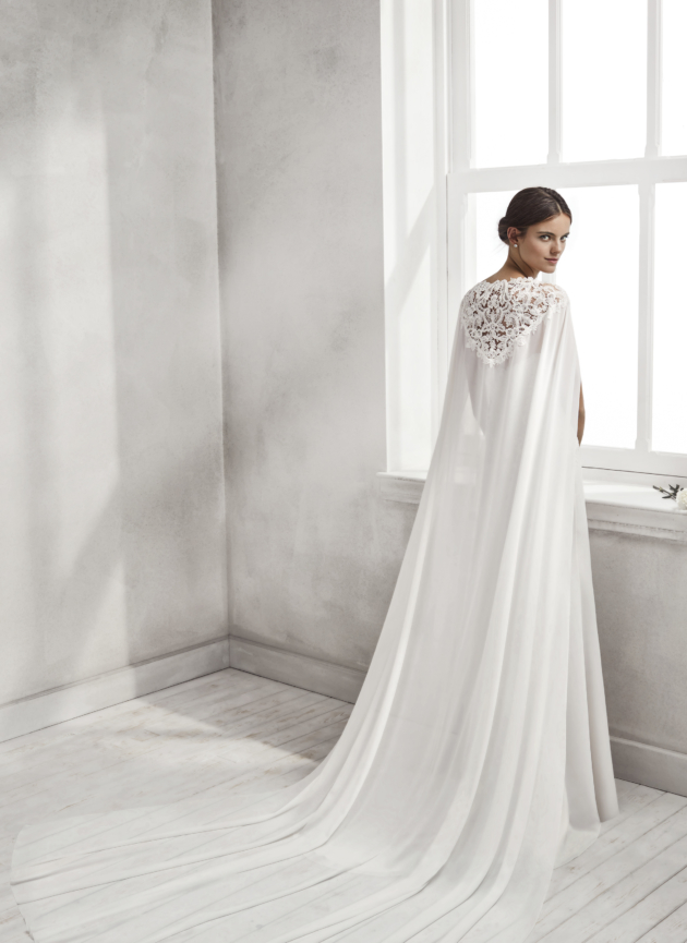 Bruidsjurken trends  Luna Novias Rosa Clara