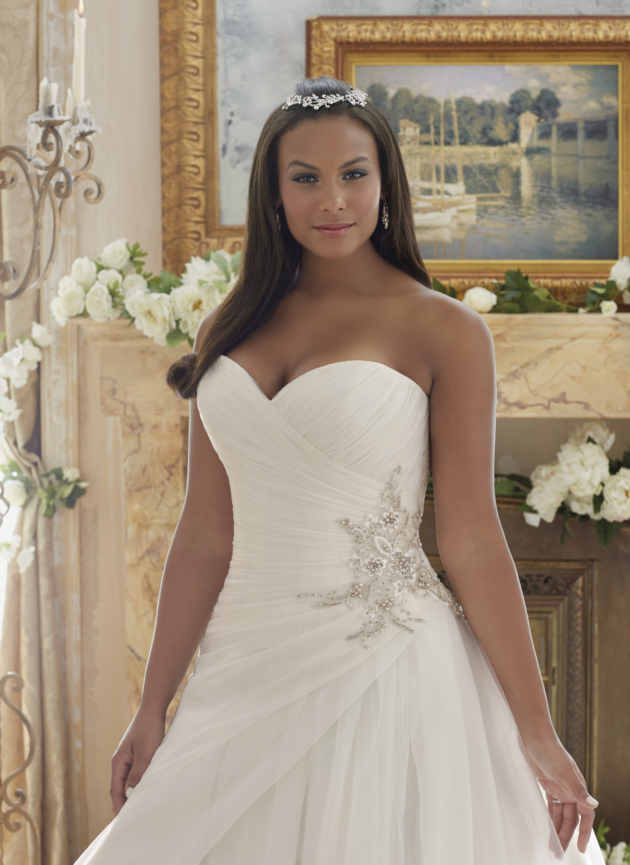 Bruidsjurken trends  Julietta by Morilee