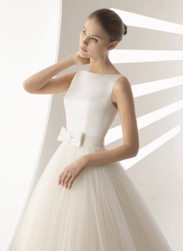 Bruidsjurken trends  Rosa Clara