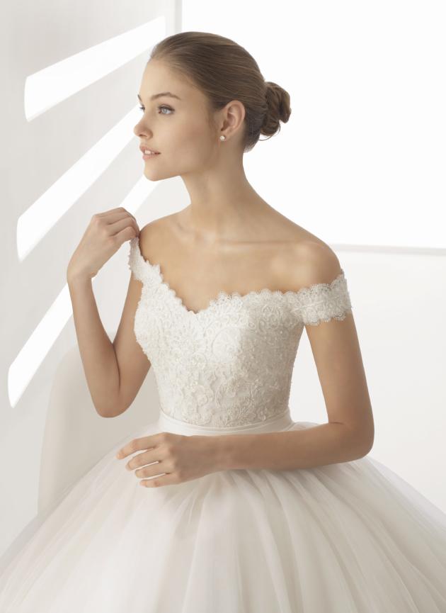 Bruidsjurk Rosa Clara