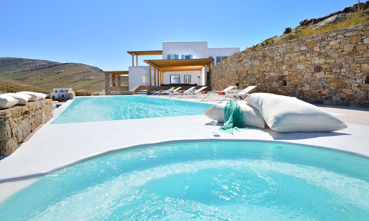 Mykonos Villa Serena 1 jumbotron image