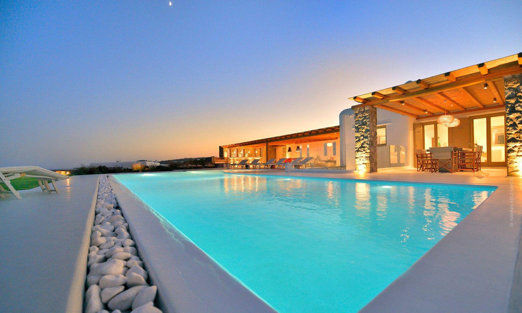 Mykonos Villa Zeus jumbotron image