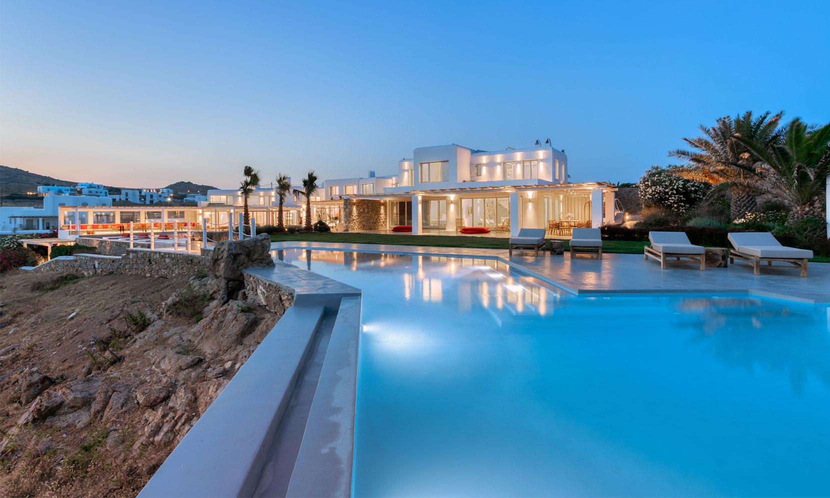 Mykonos Villa Alexander jumbotron image