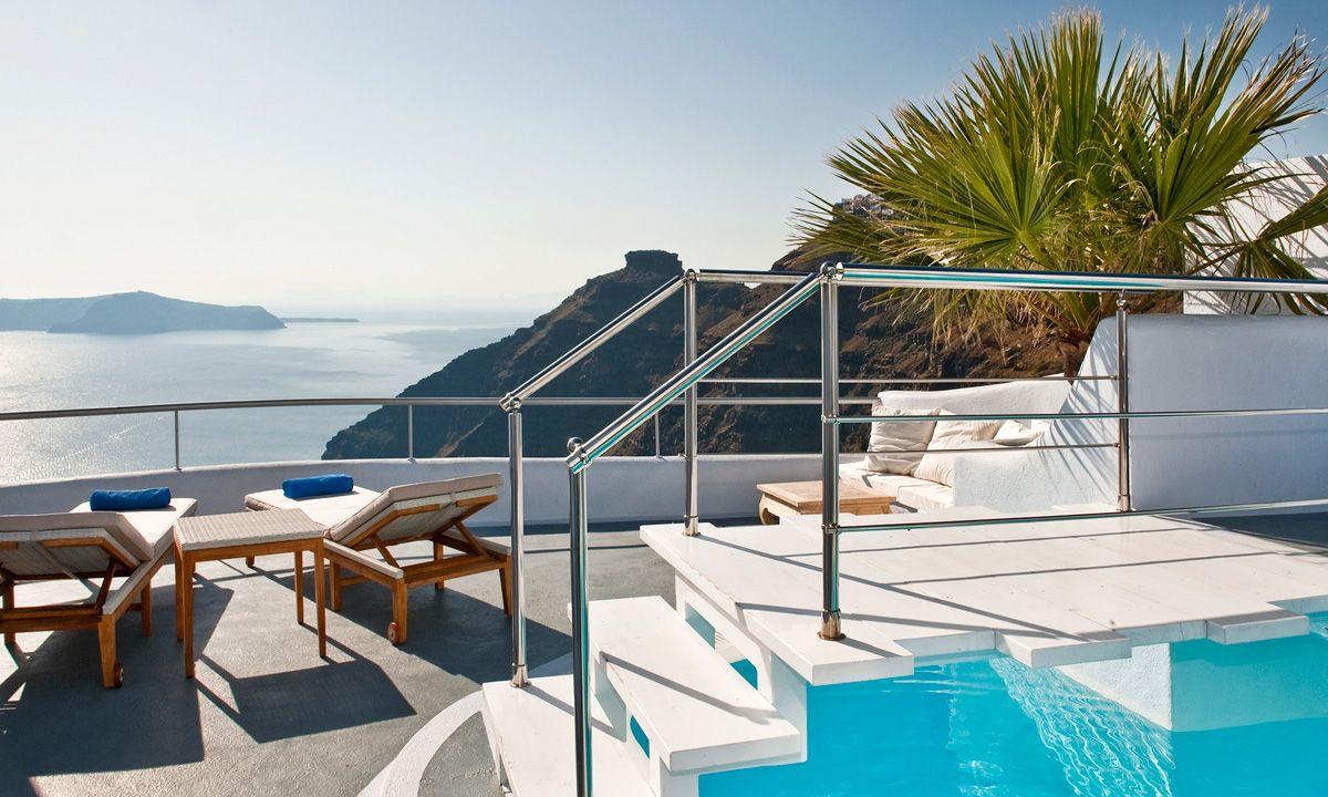 Santorini Villa Ouranos Rozaki jumbotron image