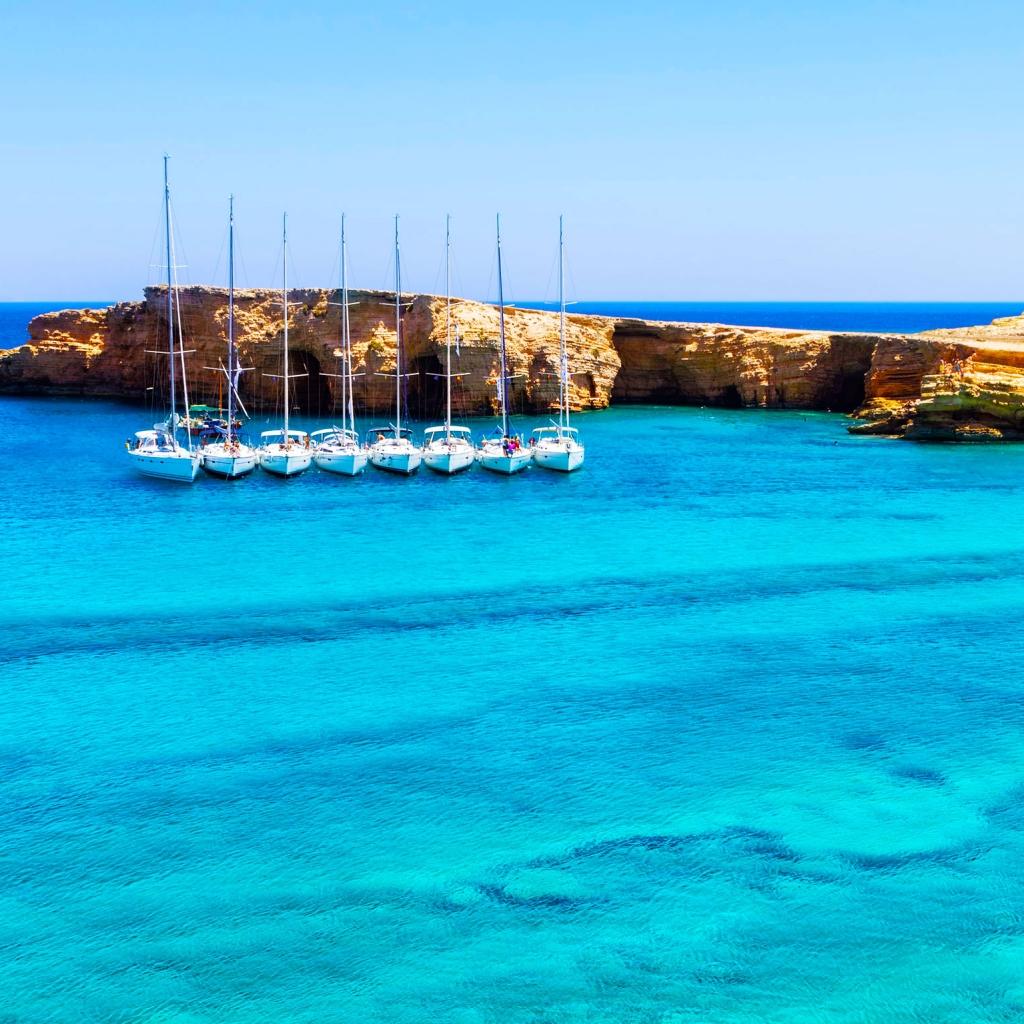 Private Cruise, Mykonos-Koufonissia-Schoinoussa