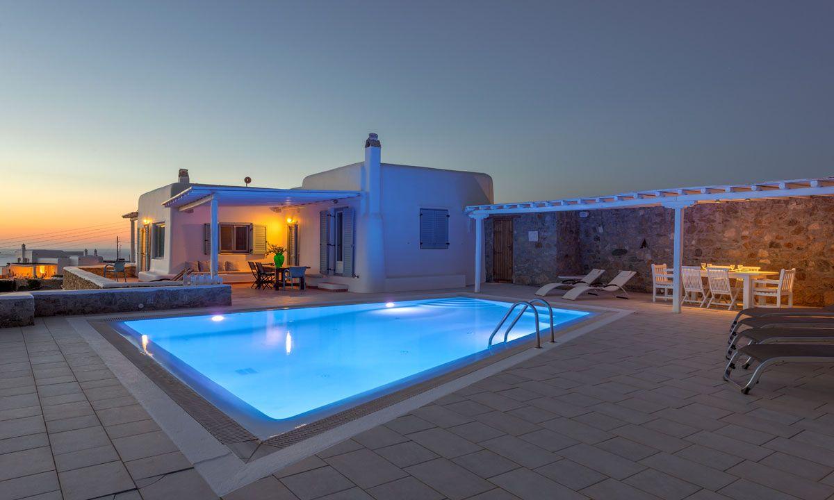 Mykonos Villa Nereus jumbotron image