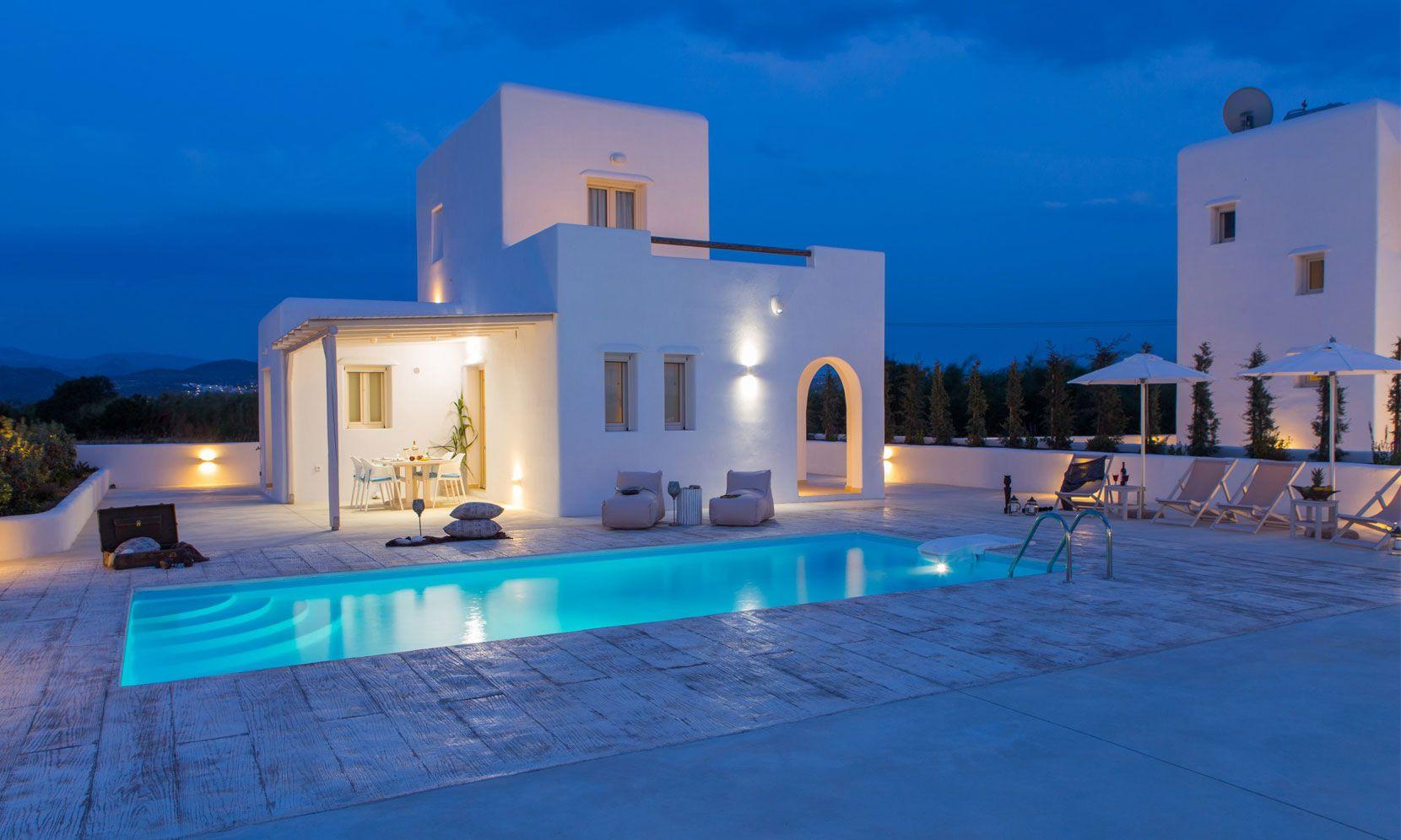 Naxos Villa Topaz jumbotron image