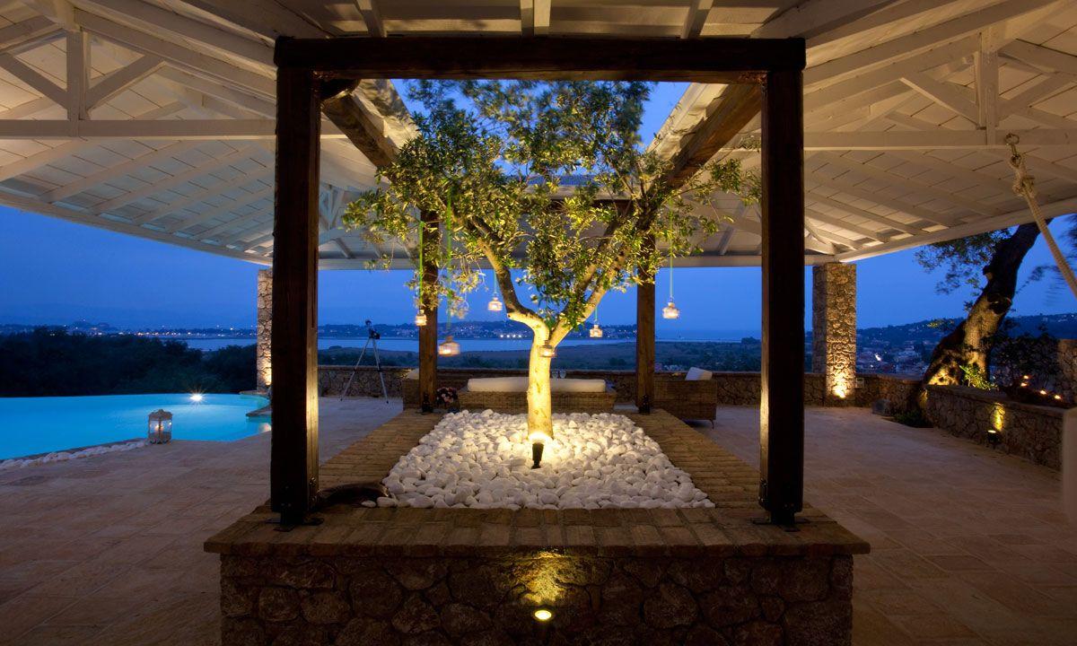 Corfu Villa Kassandra jumbotron image