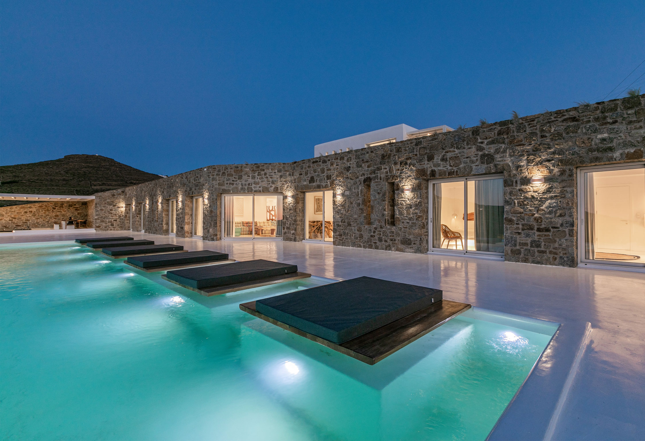 Mykonos Villa Noir jumbotron image