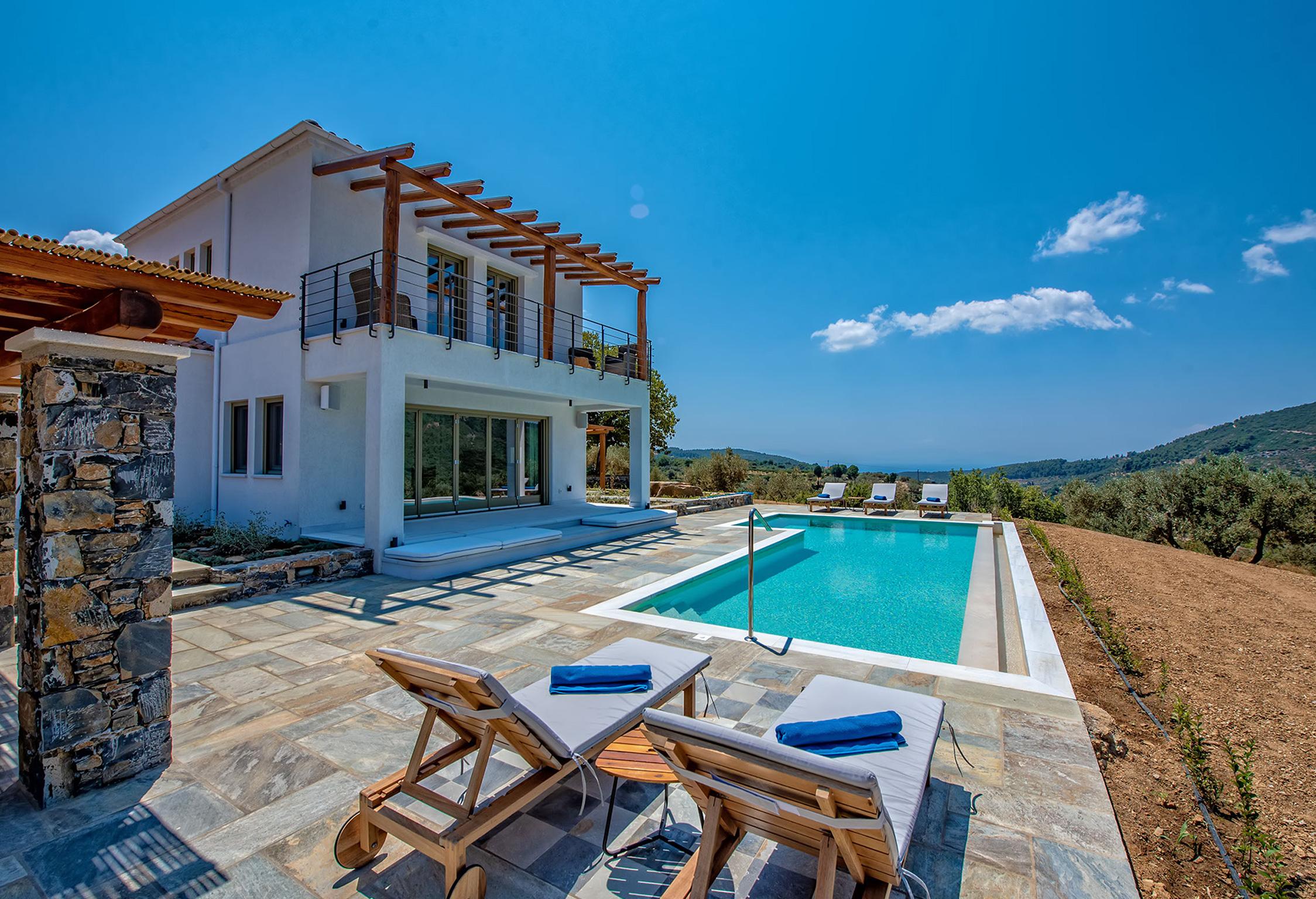 Skopelos Villa Francesca jumbotron image