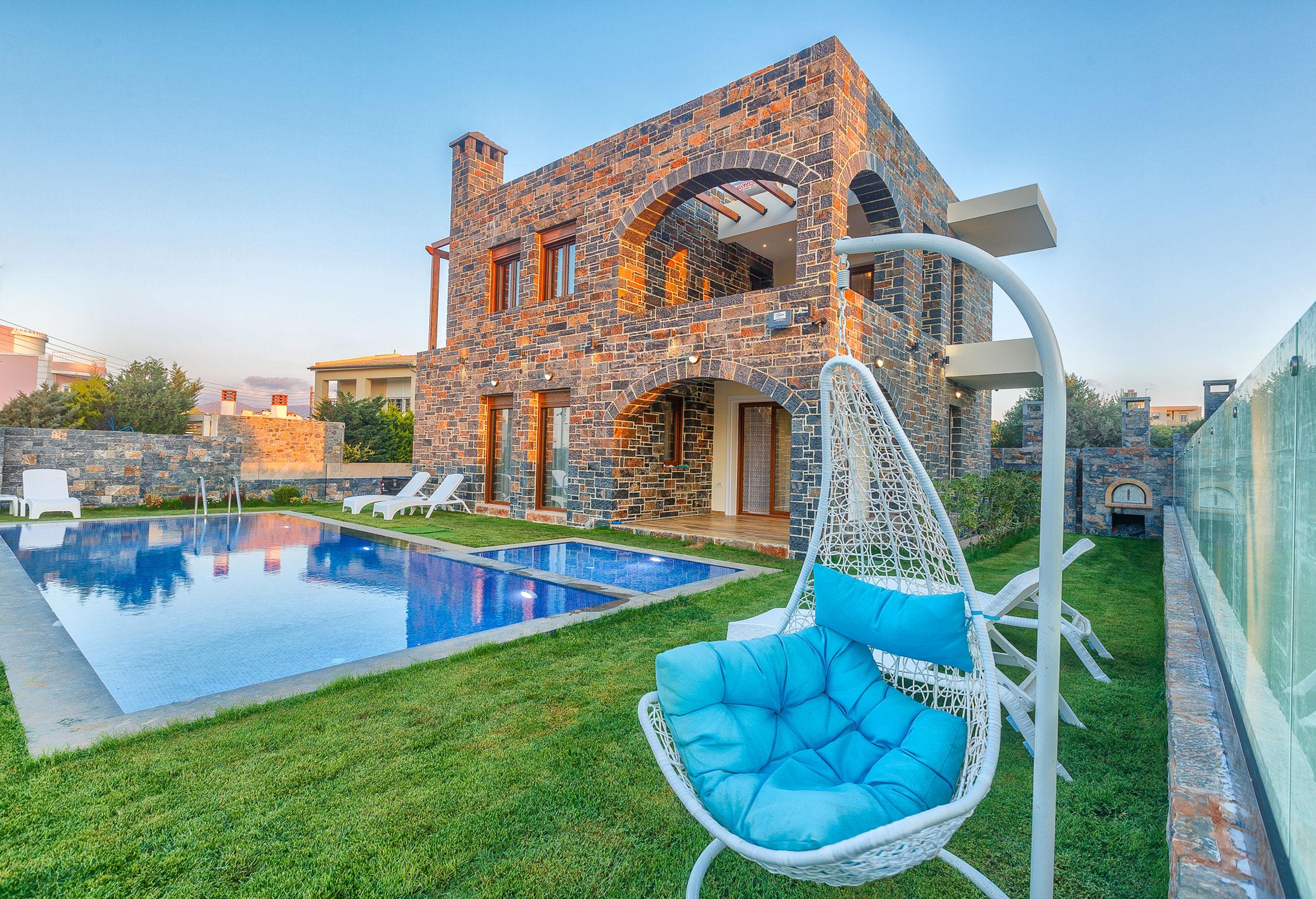 Crete Villa Genesis II jumbotron image
