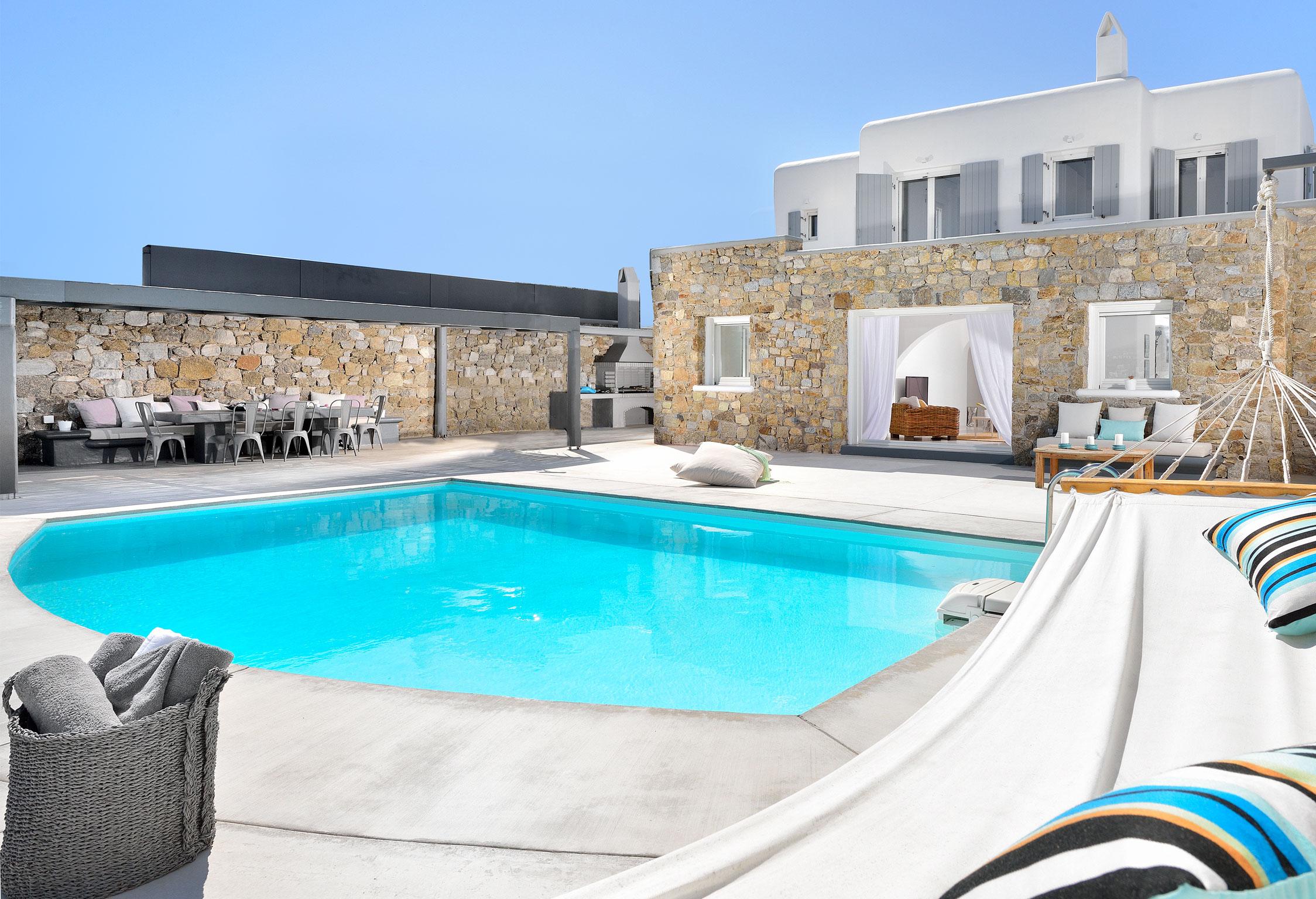 Mykonos Villa Aqua 2 jumbotron image