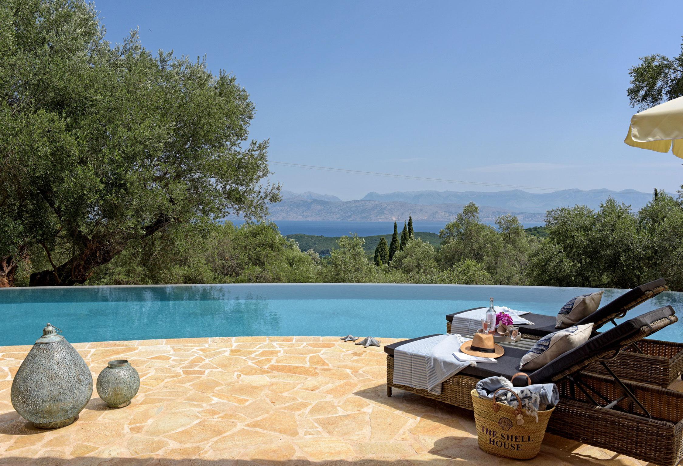 Corfu Villa Cinnamon jumbotron image