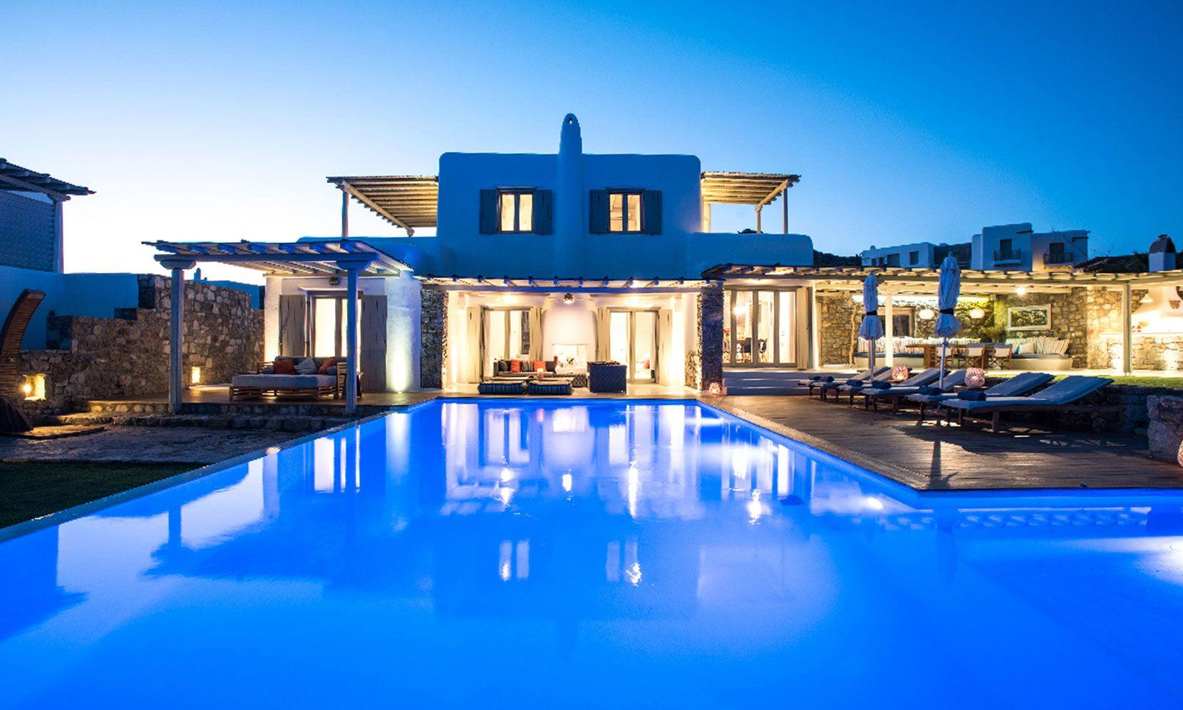 Mykonos Villa Irus jumbotron image