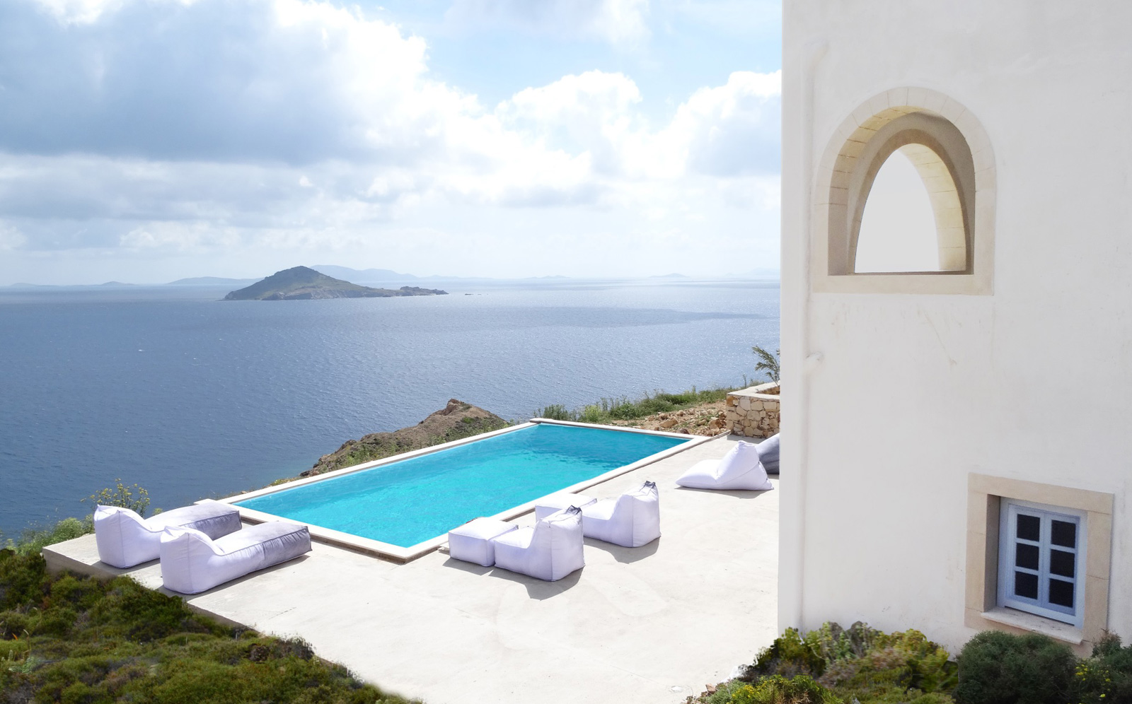Patmos Villa Denise jumbotron image