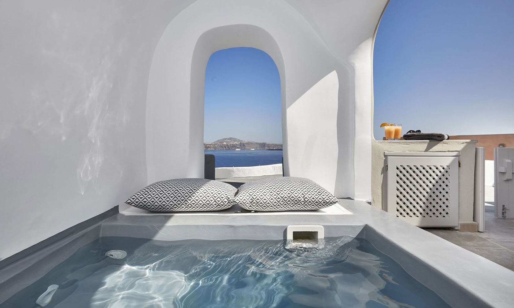 Santorini Villa Aoide 6 jumbotron image