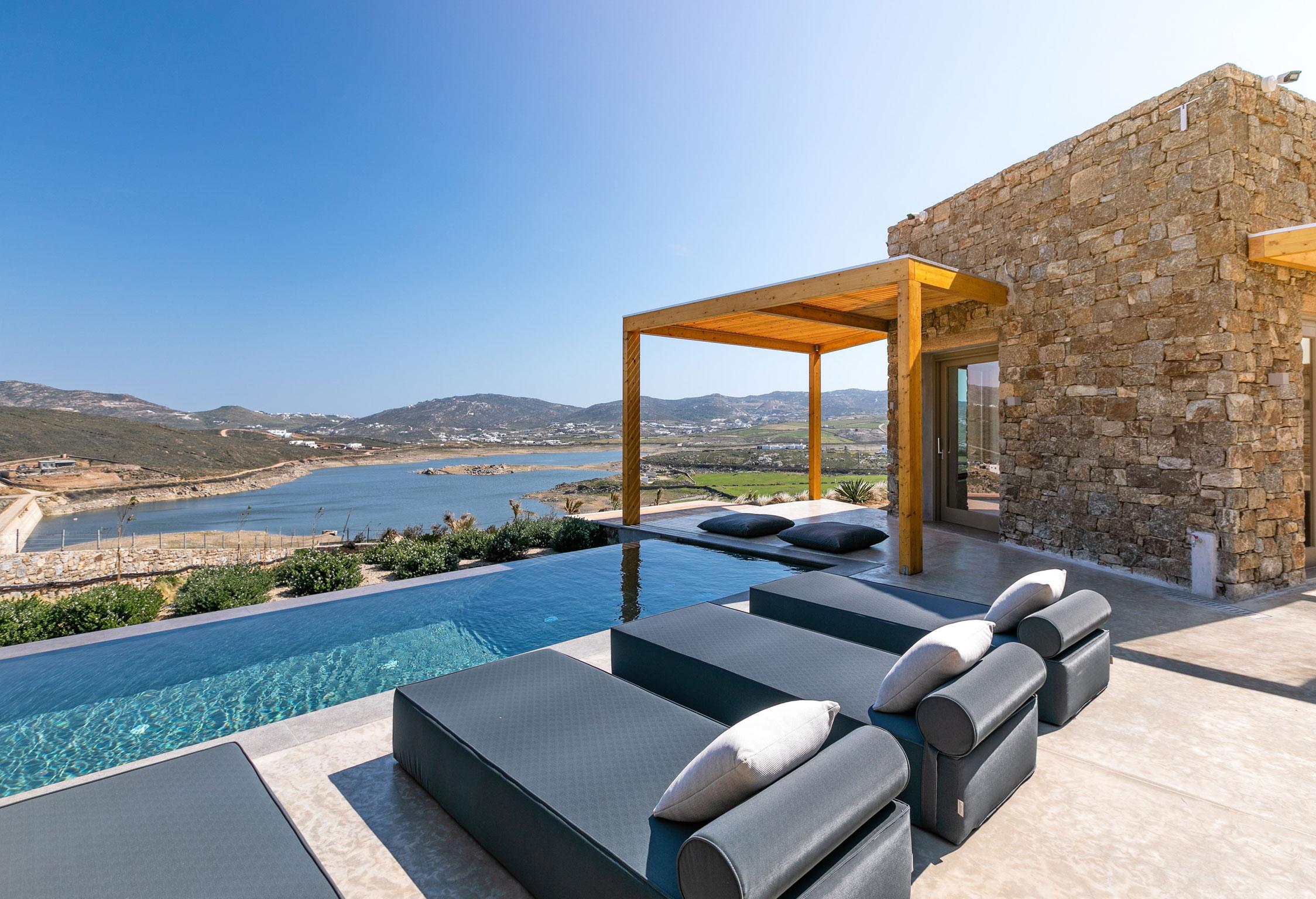 Mykonos Panormos Bay Grand Villa jumbotron image