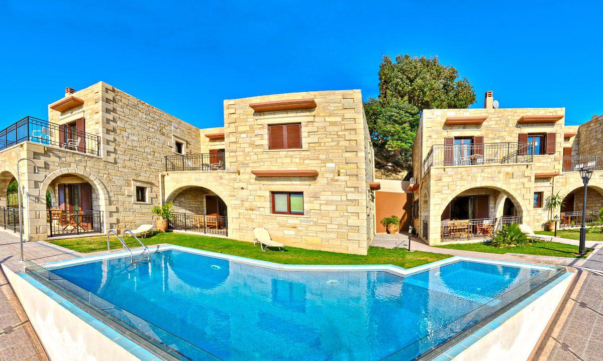 Crete Villa Andela jumbotron image
