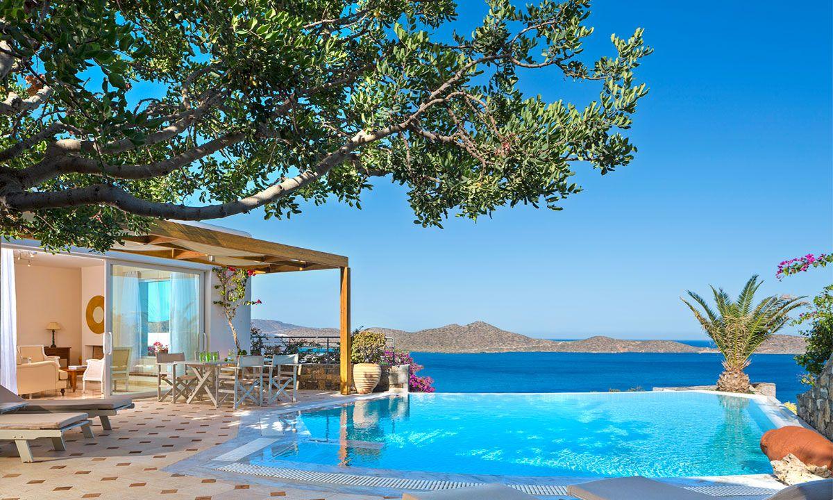 Crete Villa Thetis Aegean jumbotron image