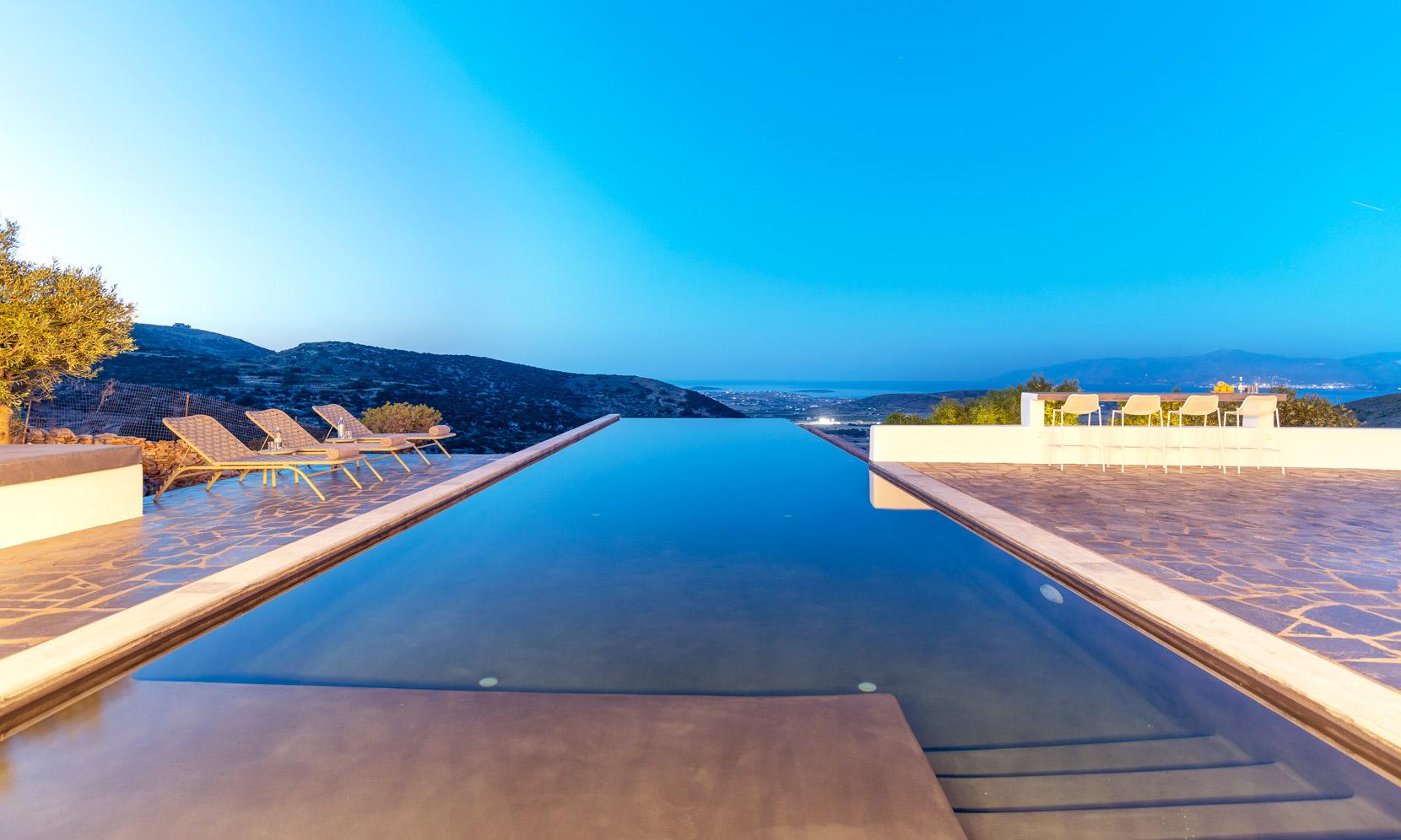 Paros Villa Cielo jumbotron image