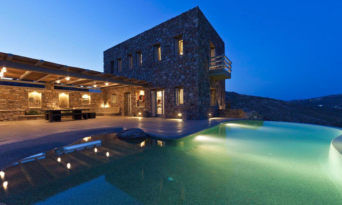 Mykonos Villa Zoe II jumbotron image