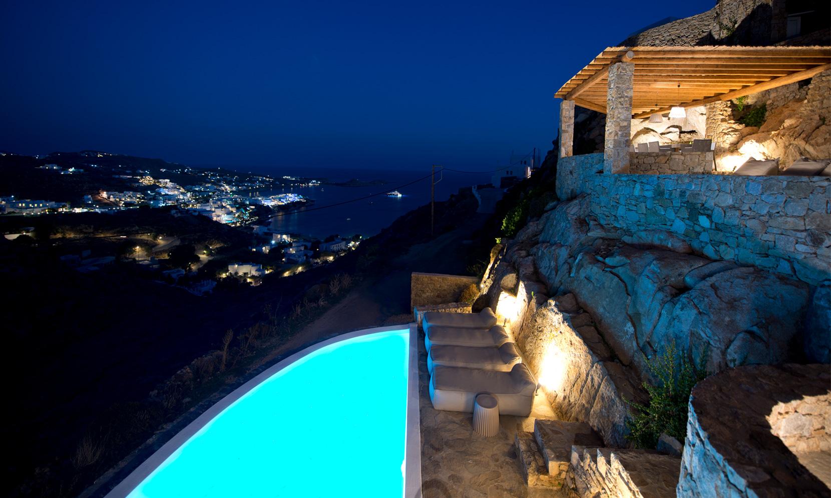 Mykonos Villa Kynthia 1 jumbotron image