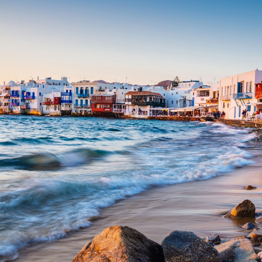Mykonos Private Guided Tour