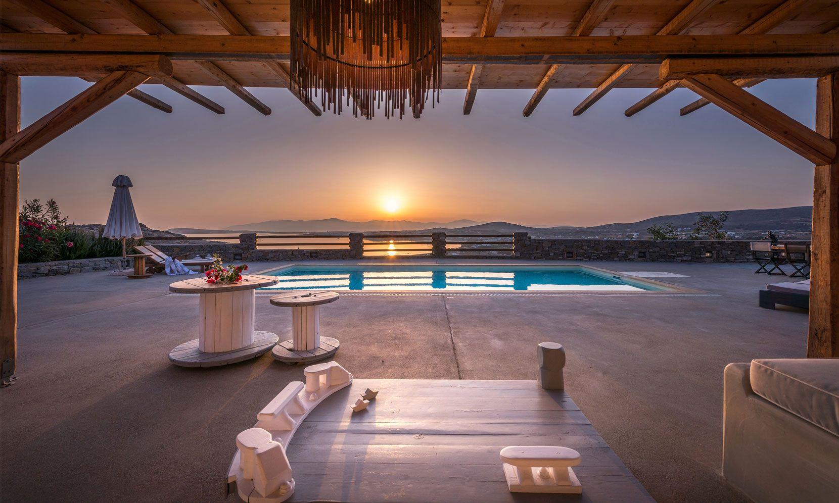Paros Villa Agave jumbotron image