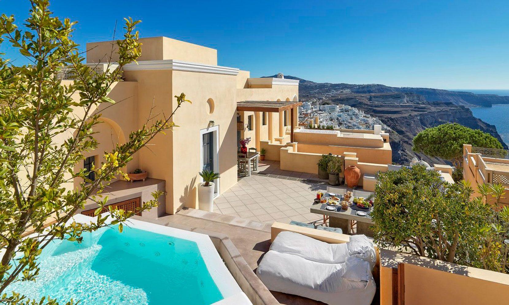 Santorini Luxury Villa Eros jumbotron image