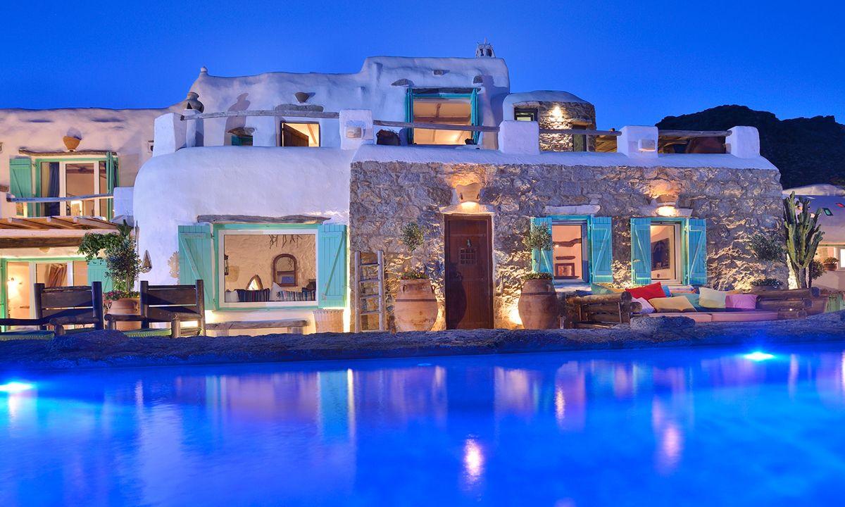 Mykonos Villa Hesperides jumbotron image