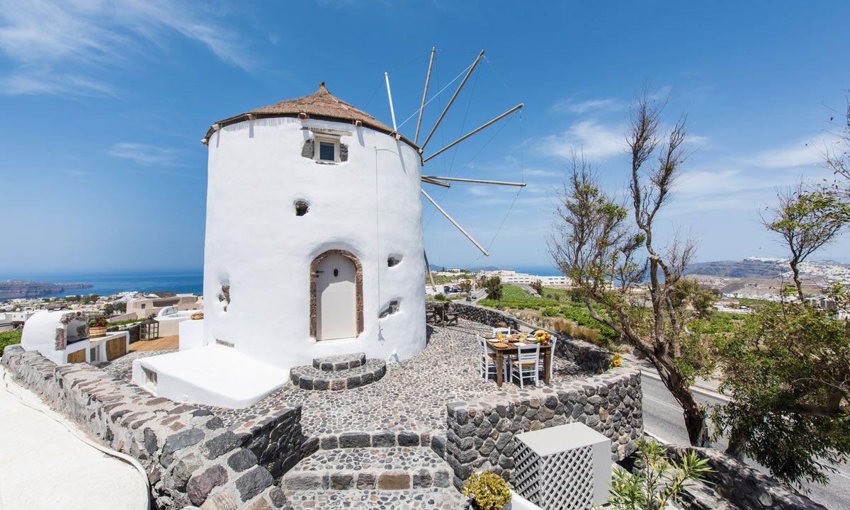 Santorini Villa Krista jumbotron image