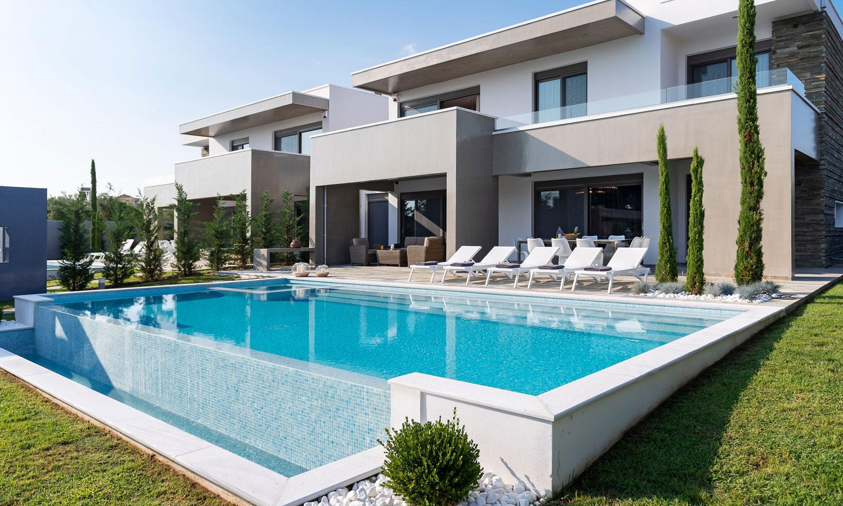 Halkidiki Villa Davita jumbotron image