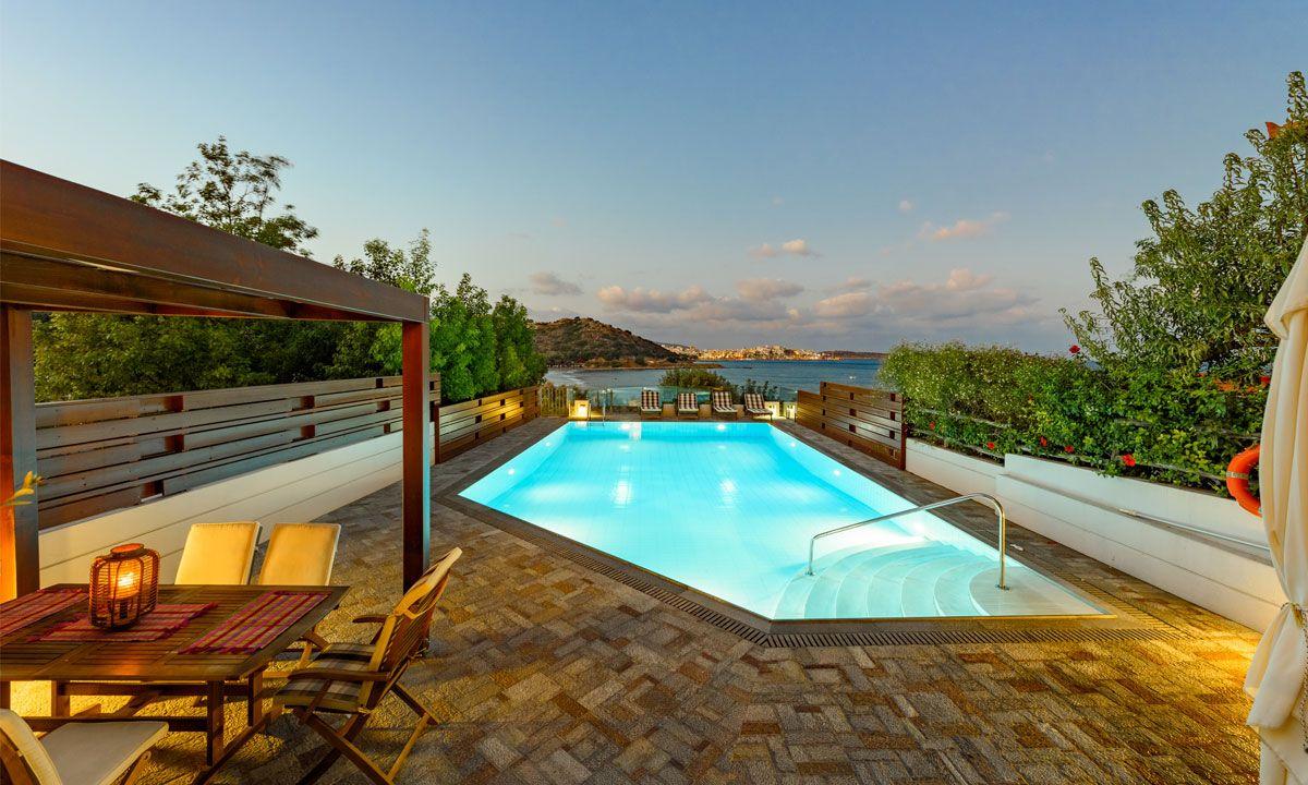 Crete Villa Cyrus jumbotron image
