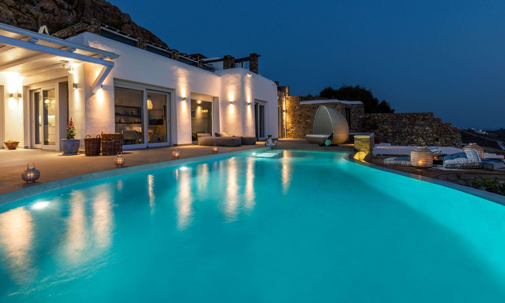 Mykonos Villa Zenia jumbotron image