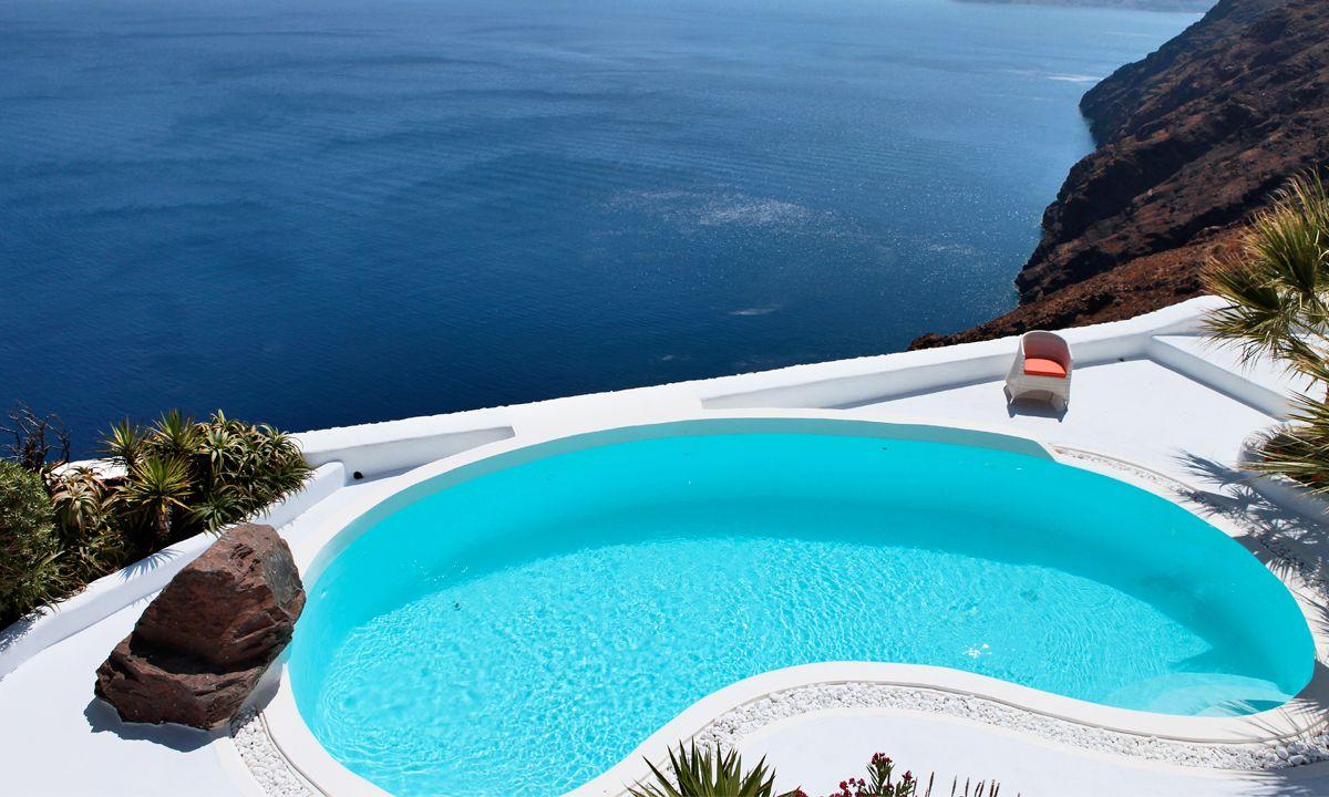 Santorini Villa Evadne jumbotron image