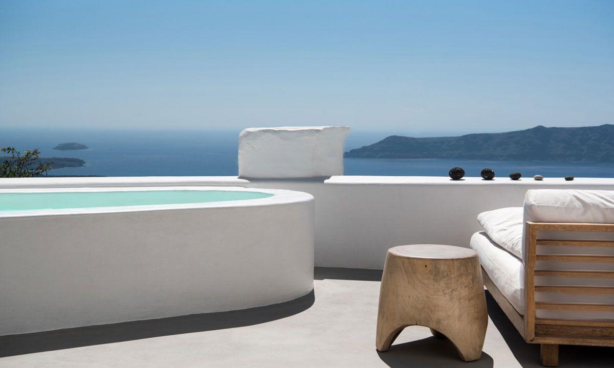 Santorini Villa Erato Canava jumbotron image