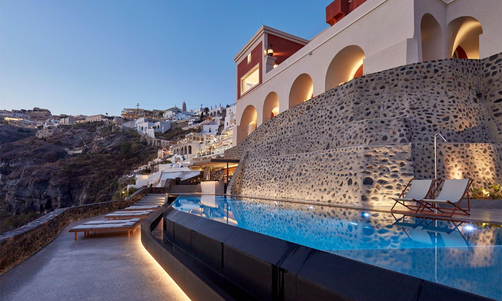 Santorini Villa Sonata jumbotron image