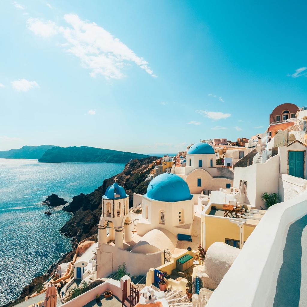Private Cruise, Santorini