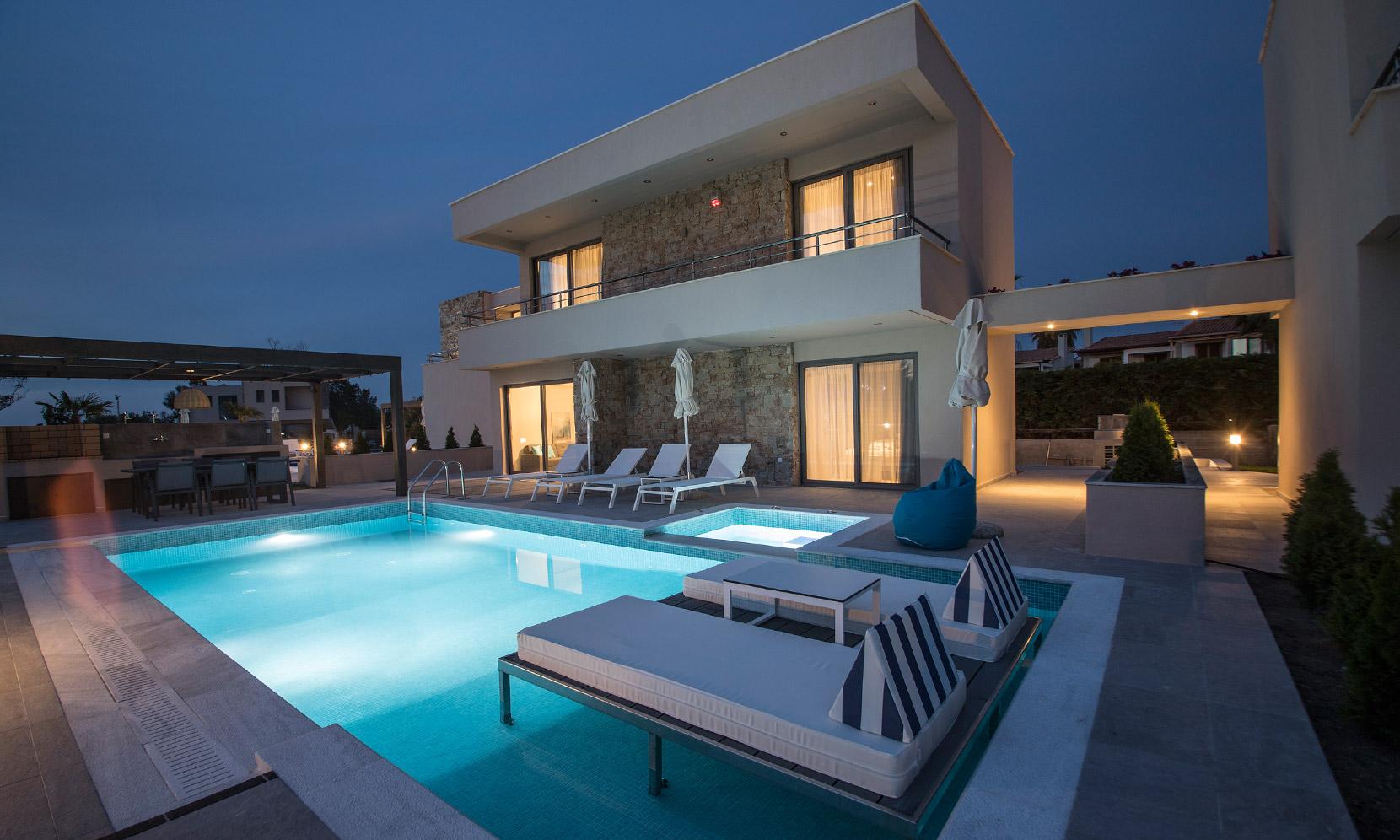 Halkidiki Villa Ammos jumbotron image