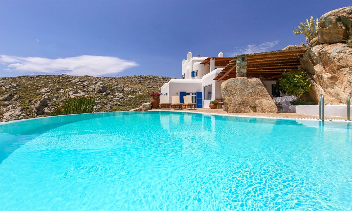 Mykonos Villa Calligenia jumbotron image