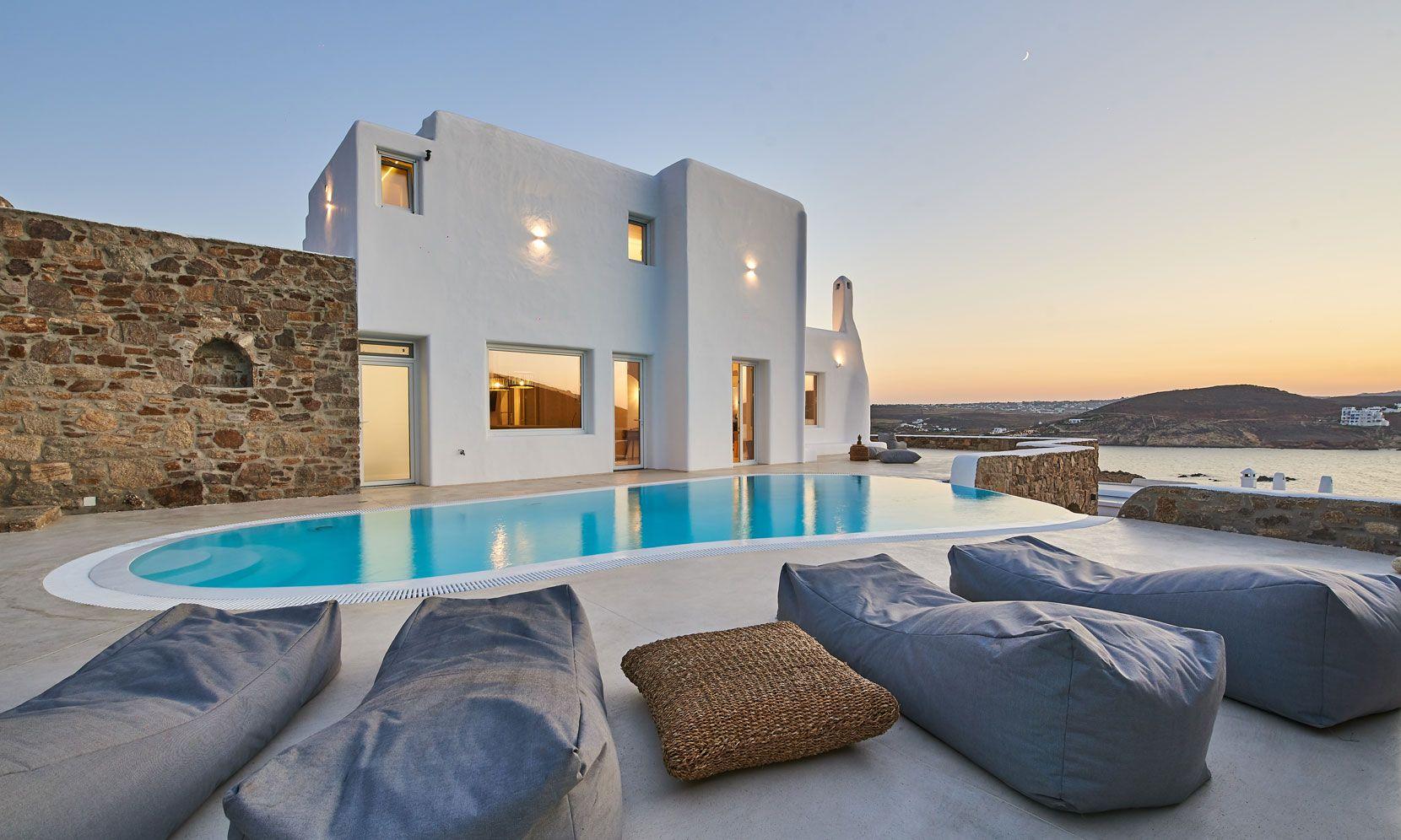 Mykonos Villa Art jumbotron image