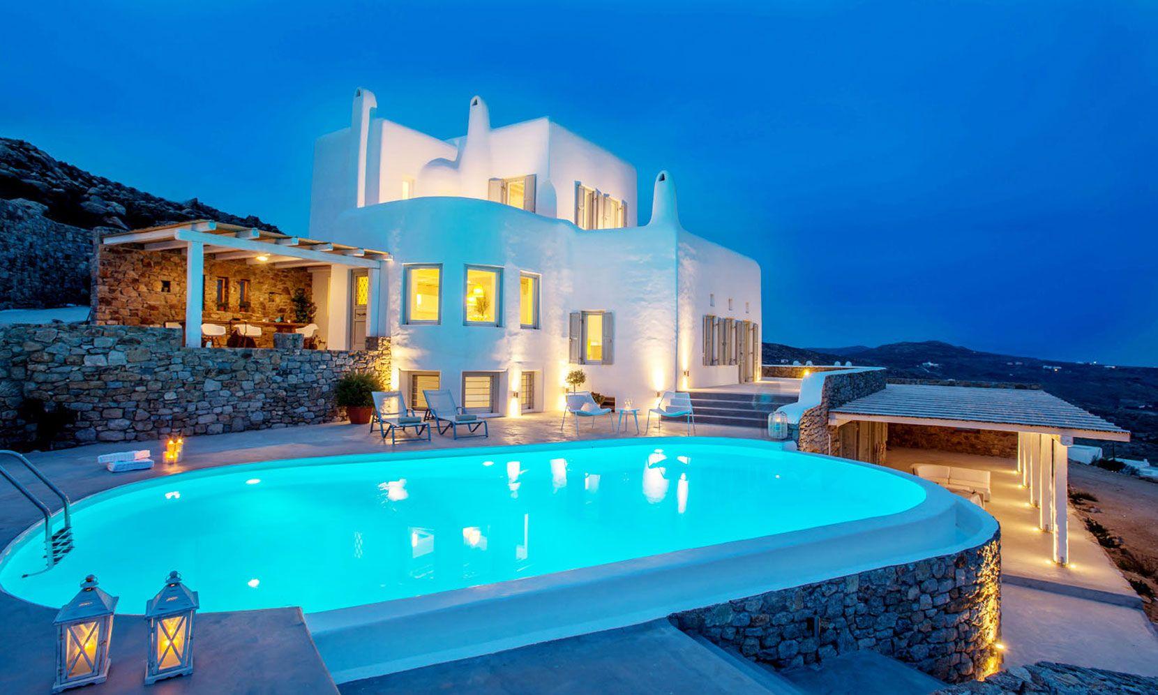 Mykonos Villa Andromeda jumbotron image